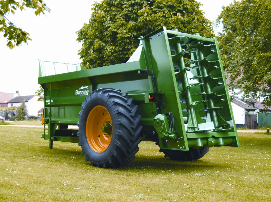 Bunning Manure Spreaders