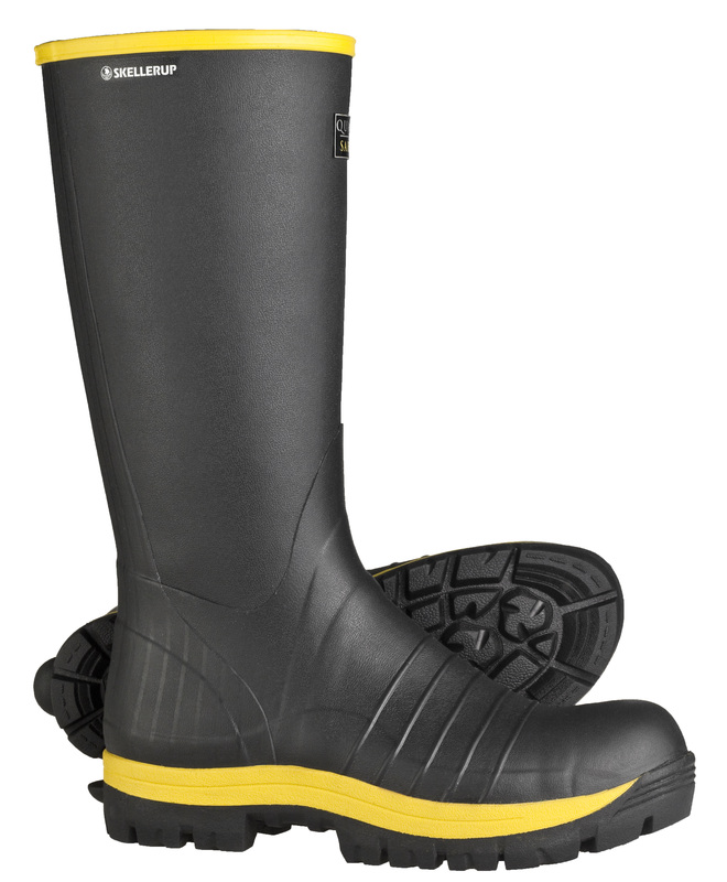 Quatro® Safety Steel Toe Boot