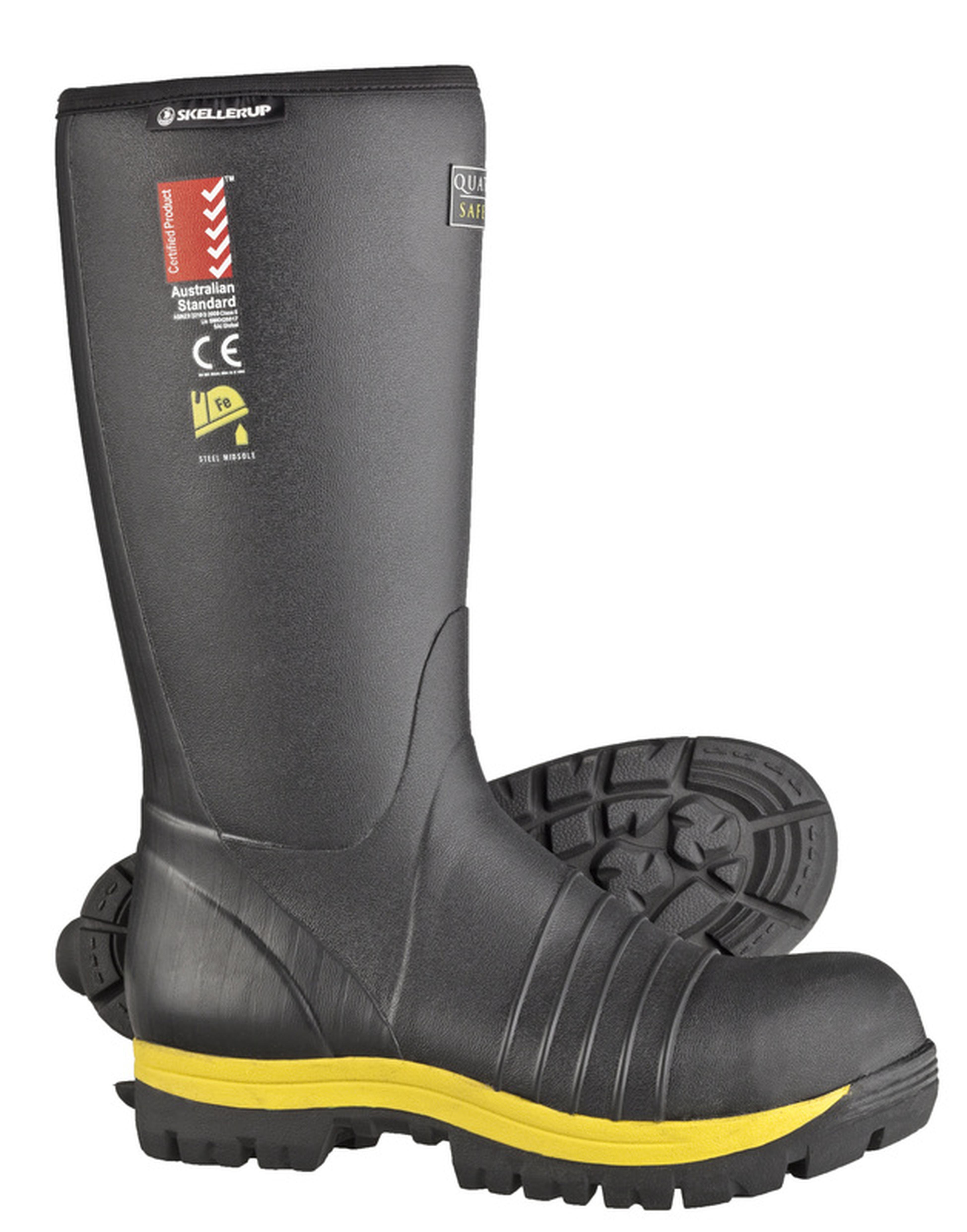 quatro 174 safety steel toe boot bag llc
