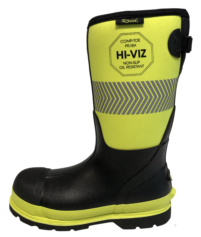 Reed High Viz Force boots